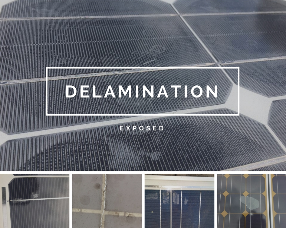 DELAMINATION Tier-1 Solar Panels
