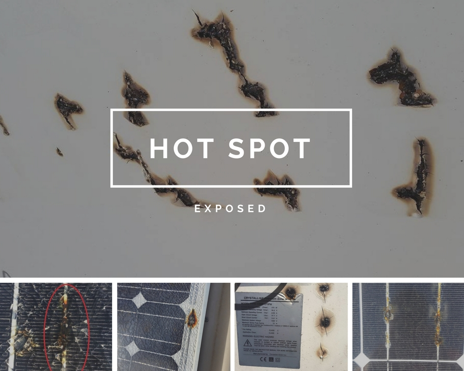 Hot Spot Tier-1 Solar Panels