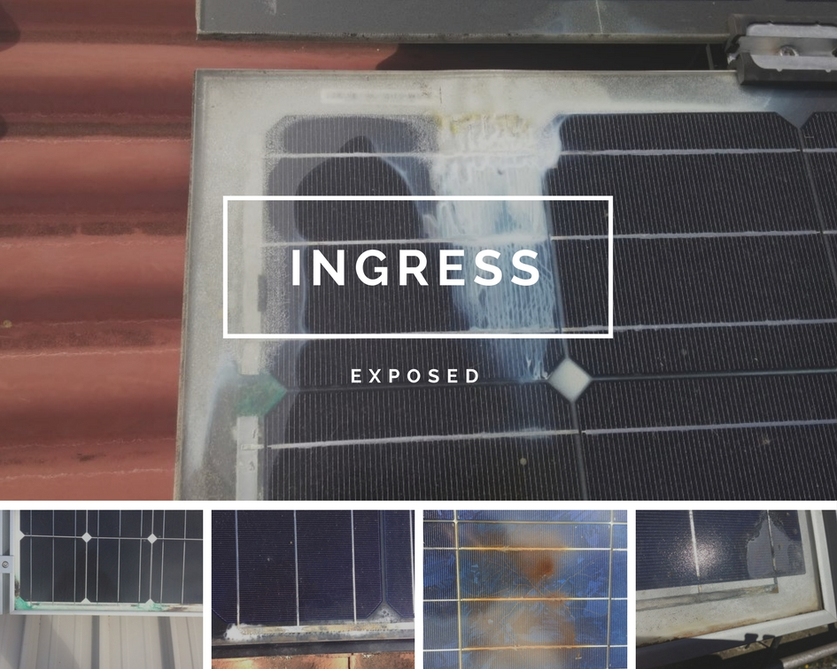 INGRESS Tier-1 Solar Panels