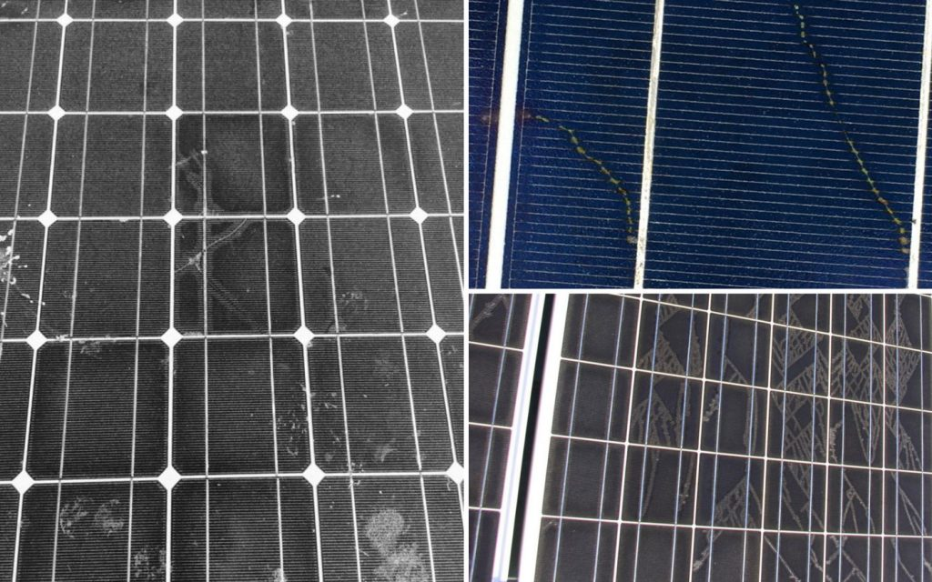 Solar Panel Micro Cracks Exposed Solar Review