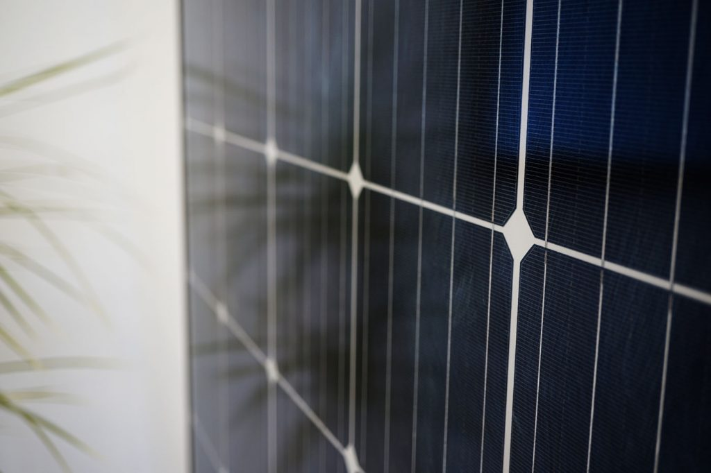 Trina Solar Module Close Up - Solar Review