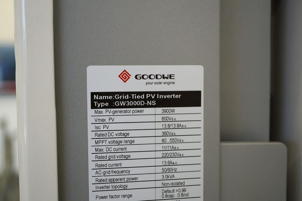 Goodwe DNS Inverter