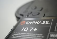 Enphase Microinverter IQ-7+