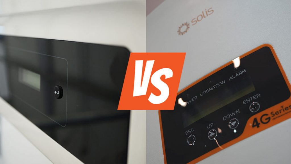 Goodwe DNS vs Solis 4G Image
