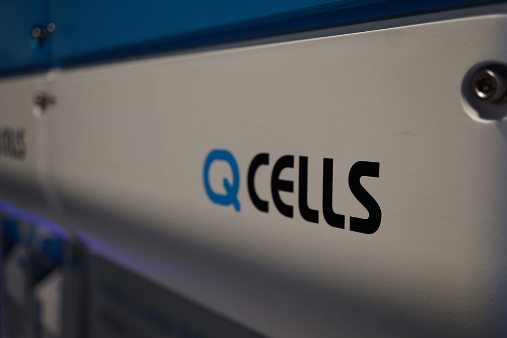 QCells Q.Home ESS Battery Image