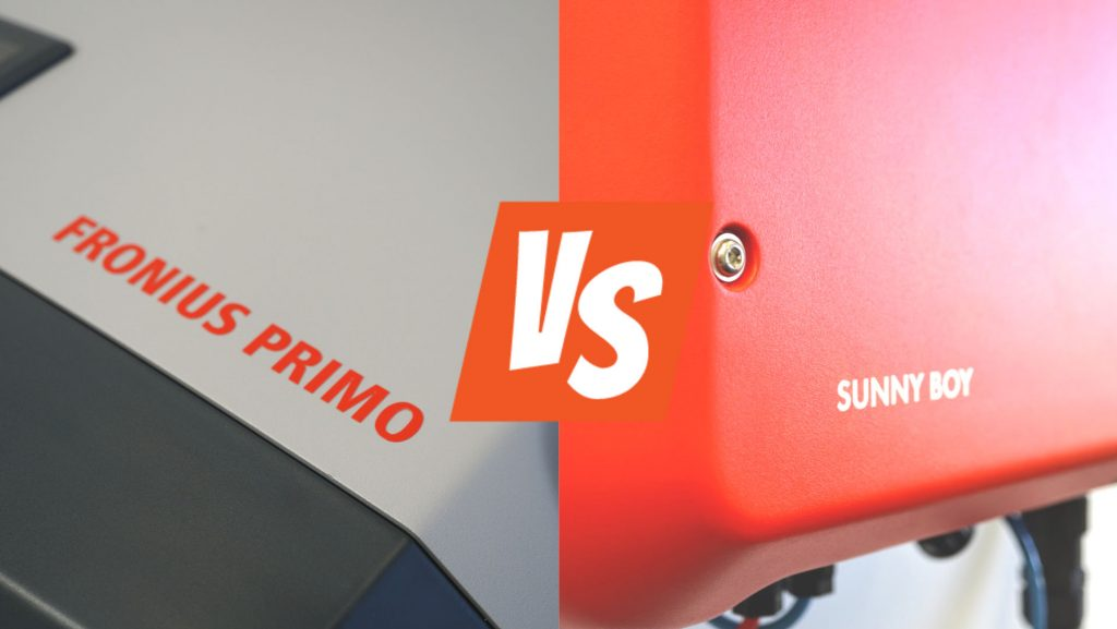 Fronius Primo vs SMA Sunny Boy Featured Image