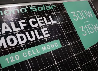 Phono Solar Twin Module by Solar Review
